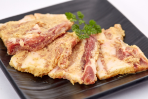庄内豚えごま味噌漬けカルビ