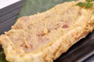 庄内豚えごま味噌漬けロースステーキ