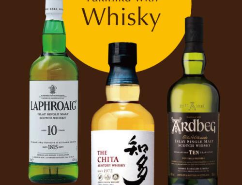 2021.1.15 ◆【伊祖店】1月19日から焼肉をもっと美味しくyumemaru wiht whiskyが始まります。◆